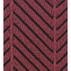Andersen Company - 2271 RED 10X12 - Regal Red Recycled PET Polyester Fiber, Entrance Mat, 10 ft. Width, 12 ft. Length