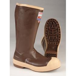 Xtratuf - 22271G/14 - 15H Men's Knee Boots, Steel Toe Type, Neoprene Upper Material, Tan, Size 14