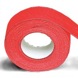 Harris - 2 X 60FT RED - 60 ft. x 2 Vinyl Antislip Tape, Red