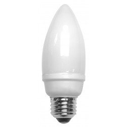 TCP - 10709 - 9.0 Watts Screw-In CFL, B13, Medium Screw (E26), 425 Lumens, 2700K Bulb Color Temp.