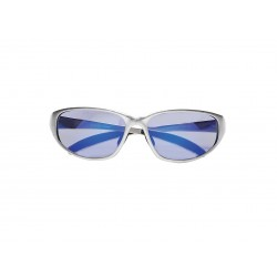 3M - 11449-00000-10 - Eyewear Safety Occ302 Silver Frame Blue Mirror Lens Ansi Z87.1-2003 High Impact Csa 94.3-1992 Orange County Chopper Aearo Company, Ea