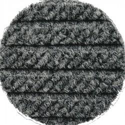 Andersen Company - 2240173312 - Gray PET Polyester Fiber, Entrance Runner, 3 ft. Width, 12 ft. Length