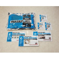 Water-Jel - 0206-60 - Burn Dressing, Foil Pouch, 6 In.