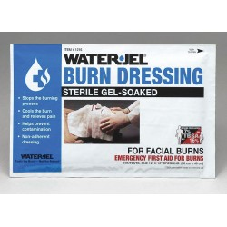 Water-Jel - 1216-20 - Burn Dressing, 12x16In, PK5