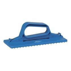 Vikan - 55103 - Blue Pad Holder, Length 9, Width 3-3/4, 1 EA