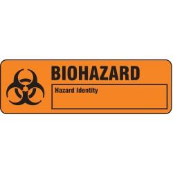 Harris - LB132288 - Warning Label, 7/8 In. H, PK500