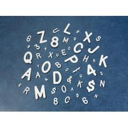Other - UV52302 - Letter Boards Letter Set, 1 EA
