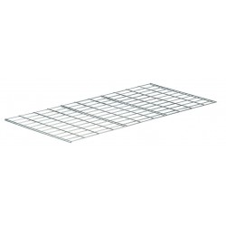 Edsal - 1025D - 12 x 12 Ribbed Steel Decking, Gray