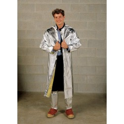 Gaskets - 706ARXL - 30 Rayon Aluminized Jacket, Fits Chest Size 48 to 50, XL