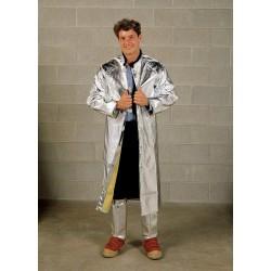 Gaskets - 706ACKXL - 32 Carbon Kevlar Aluminized Jacket, Fits Chest Size 30, XL
