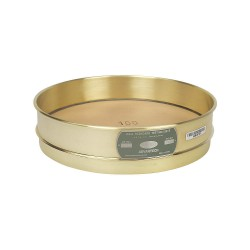 Advantech - 80BB12I - 80 Sieve Intermediate Ht 180u Advan Tech Mfg. Brass 2in H 12in 1 Pkg Qty Astm E-11 Ansi International Organization For Standardization, Ea