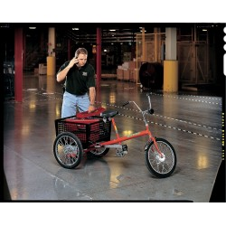 Other - M2020-CB-ORG L4M - Tricycle, 23 In. Wheel, Orange