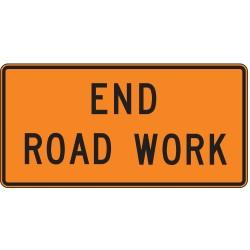 Lyle Signs - G20-2-48HA - Road Traffic Control, No Header, Aluminum, 24 x 48, High Intensity Prismatic