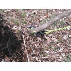 BrushGrubber - BG-08 - Steel Brush Grubber, Heavy-Duty; For Use On 1/2-4 brush/stumps