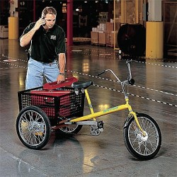Other - M2020-CB-YEL L4M - Tricycle, 23 In Wheel, Yellow