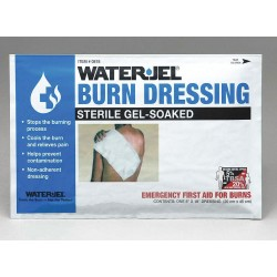 Water-Jel - 0818-20 - Burn Dressing, Foil Pouch, 18 In.