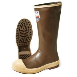 Xtratuf - 22271G/7 - 15H Men's Knee Boots, Steel Toe Type, Neoprene Upper Material, Tan, Size 7