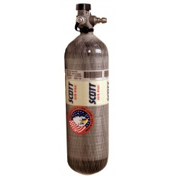 Scott / Tyco - 200129-01 - SCBA Cylinder, 4500 psi, Carbon Wrapped
