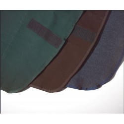 W.E. Chapps - SC09 - Strap Chapps, Green, Cotton, PR