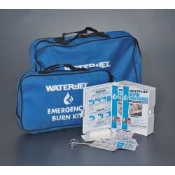 Water-Jel - EBK1-6 - Heavy Duty PVC Coated Polyester Burn Kit, Blue