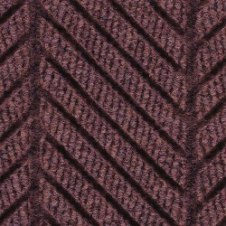 Andersen Company - 2271 BURGUNDY 8X20 - Maroon Recycled PET Polyester Fiber, Entrance Runner, 8 ft. Width, 20 ft. Length