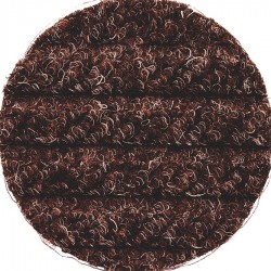 Andersen Company - 2240175320 - Brown PET Polyester Fiber, Entrance Runner, 3 ft. Width, 20 ft. Length