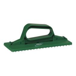 Vikan - 55102 - Green Pad Holder, Length 9, Width 3-3/4, 1 EA