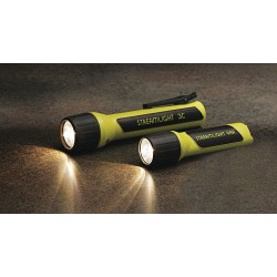 Streamlight - 68250 - Streamlight ProPolymer 4AA Flashlight - AA - PolycarbonateLens - Yellow