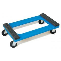 Akro-Mils / Myers Industries - RMD3018-RC4PNAB - Dolly Plastic W/pad 1200lb B, Ea