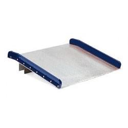 Bluff - B3624 - 24L x 36W Aluminum Dock Board; Load Capacity: 4700 lb.