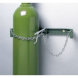 Other - WB1-9 - Steel Cylinder Bracket, 9-1/4 Diameter, 1 Cylinder Capacity