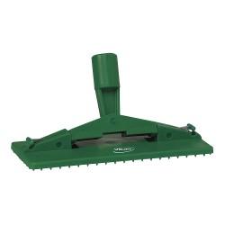 Vikan - 55002 - Green Pad Holder, Length 9, Width 3-3/4, 1 EA