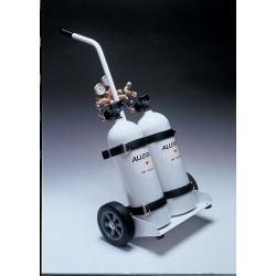 Other - 9885 SCHRADER - Air Cylinder Cart, 2216 psi