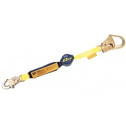 DBI / Sala - 1241461 - Ez Stop Lanyard Retrax Retracts And Expands Fr