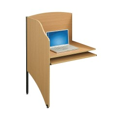 Balt / Mooreco - 89831 - Carrel Standard Add On. (each)