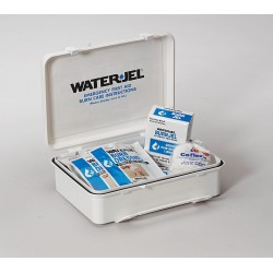 Water-Jel - FSK-5 - Plastic Burn Kit, White
