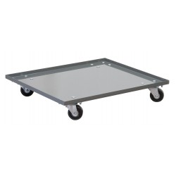 Akro-Mils / Myers Industries - RU843HR1824 - Steel Dolly with Lips Up, 18 x 24