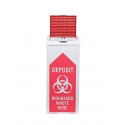 Other - 17-788 - Biohazard Burn Box, 27 In. H, PK6