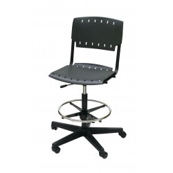 Bevco Precision - 11000 - Task Chair with 300 lb. Weight Capacity, Black