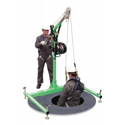 Confined Space Hoist Upper Masts