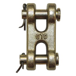 B/A Products - 11-DC12 - Double Clevis Link, 1/2 In, 11, 300 lb, GR70