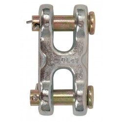 B/A Products - 11-DC516 - Double Clevis Link, 5/16 In, 4700 lb, GR70