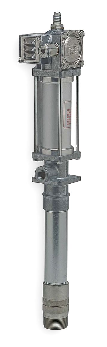 Lincoln Industrial - 282396 - Bare Stub Oil Pump, Air, 6 GPM at Sears.com