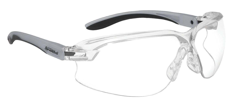 Bolle Safety - 40032 - Safety Glasses, Clear, Antfg, Scrtch-Rsstnt