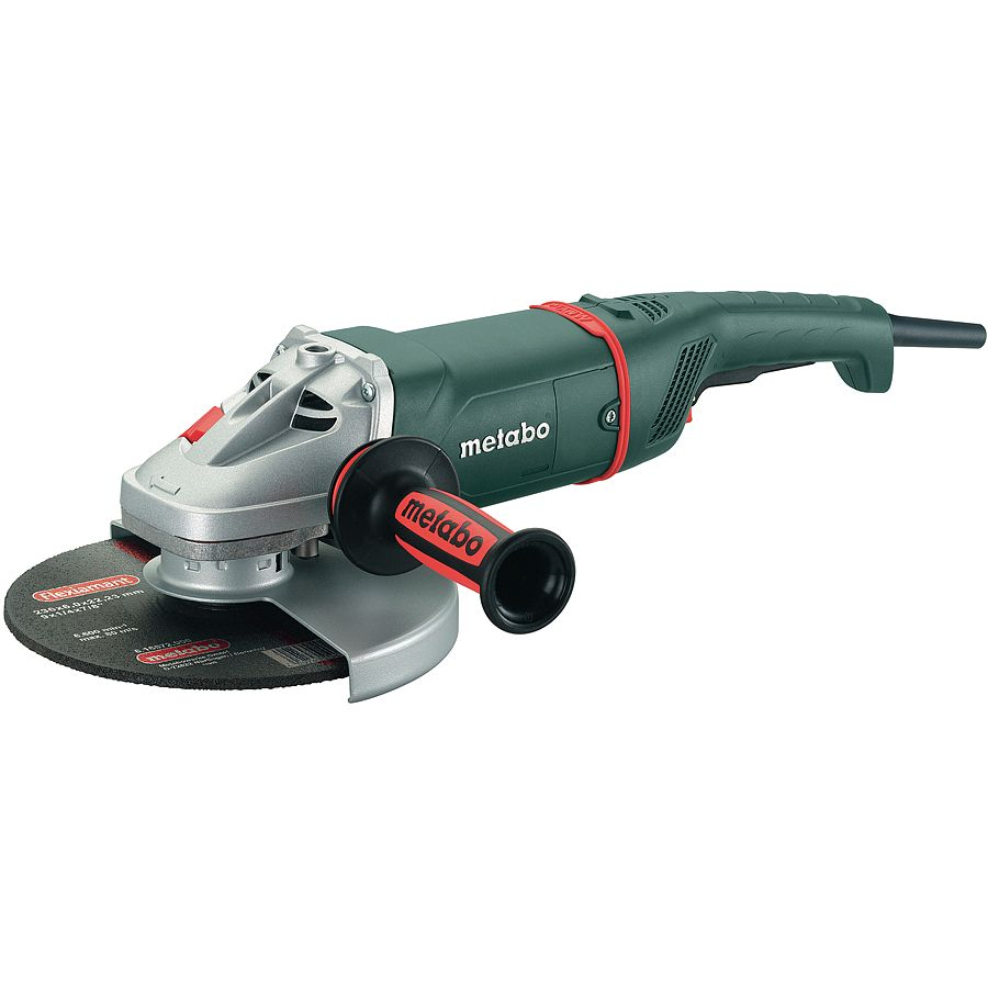 Metabo - W24-230 - Angle Grinder, 9 In., No Load RPM 6600 at Sears.com
