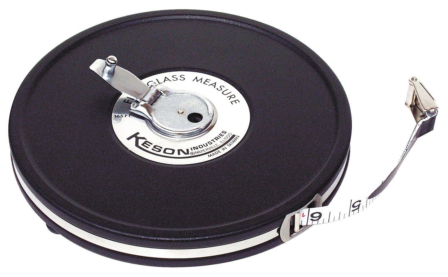 Keson - OTR-100M - Long Tape Measure, 1/2 In x 100m, Pumpkin at Sears.com