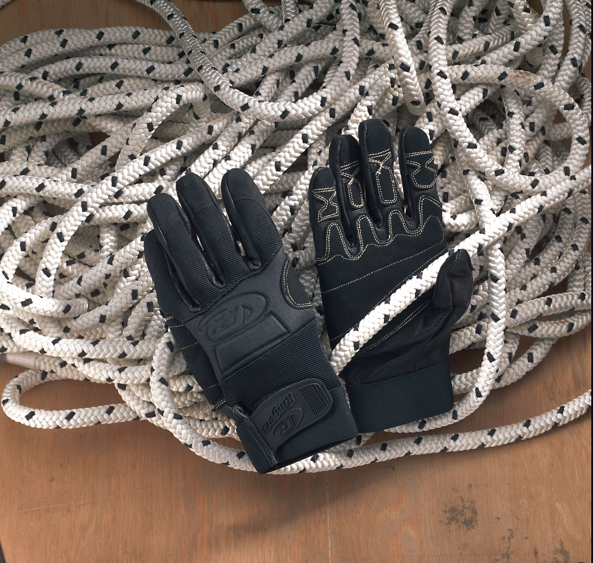 Ringers Gloves - 353-10 - Rescue Gloves, L, Stealth, PR at Sears.com