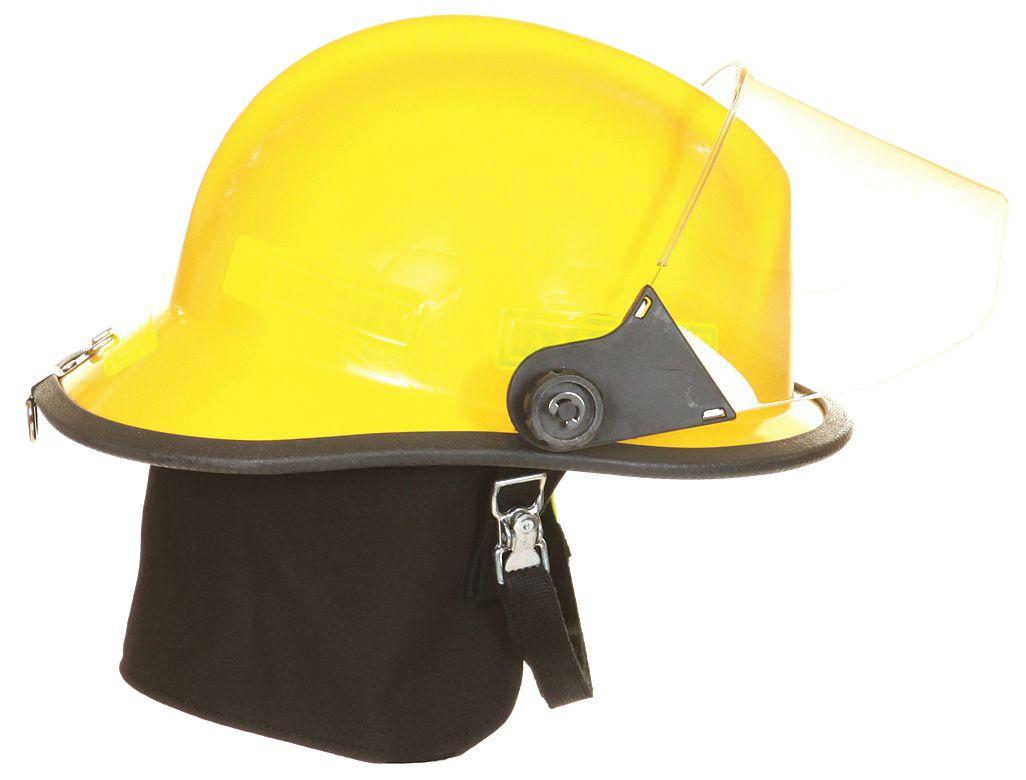 Fire Dex - 911H712 - Fire Helmet, Yellow, Modern at Sears.com