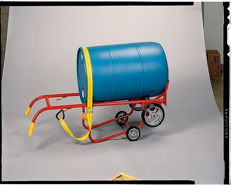 Wesco Industrial - 240076 - 40btw Poly Drum Truck 40btw Poly Drum Truck (each) at Sears.com
