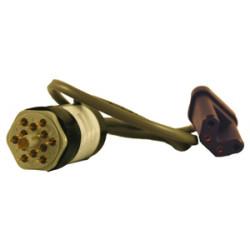 PerkinElmer - N3050809 - Cu-Fe-Ni Coded Hollow Cathode Lumina Lamp Adapter